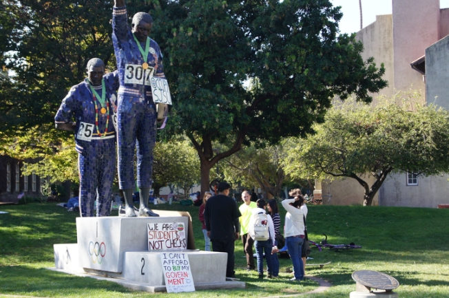 Occupy Movement Spreads to SJSU