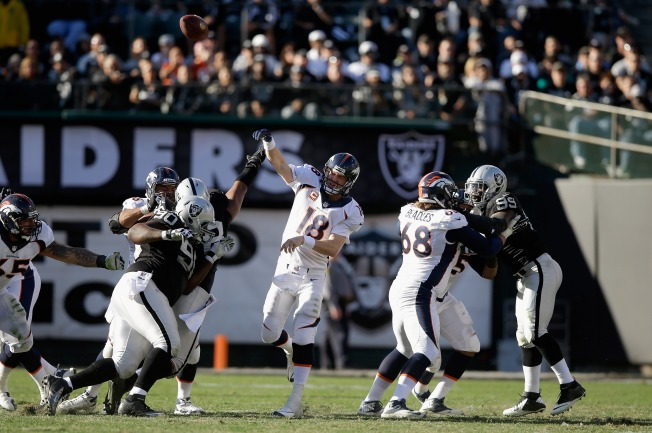With Loss, Raiders Live Down to Expectations