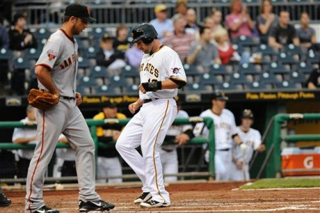 Giants Stymied in Pittsburgh