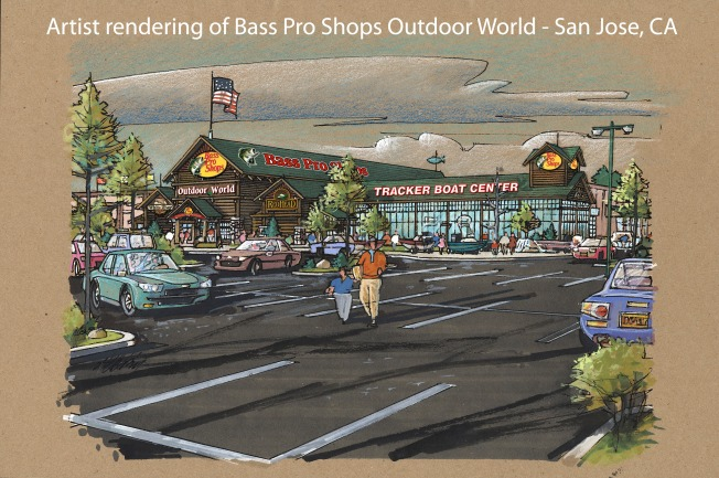 Job Fair: Bass Pro Shops to Fill Nearly 300 Jobs in the South Bay