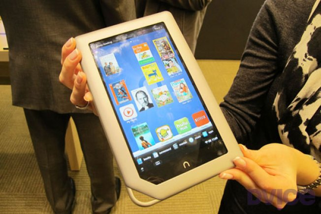 New 8GB Nook Tablet Coming Soon