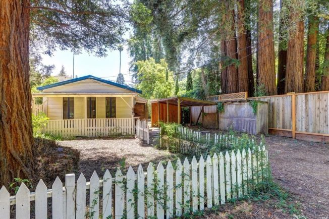 Living Small in Larkspur: 668 Square Foot Home Listed for $800,000