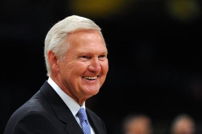 Jerry West Joins the Warriors