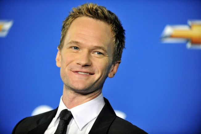 Neil Patrick Harris in San Francisco For Sketchfest