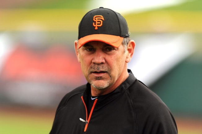 Giants Manager Gets Lifetime Achievement Award