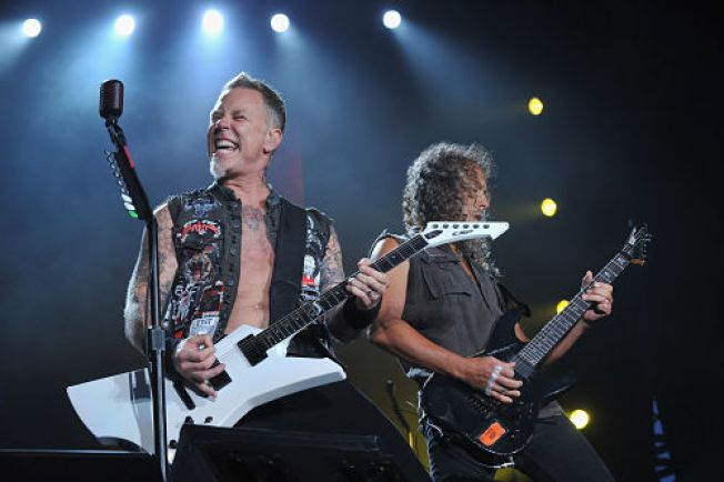 Metallica Starts New Music Company