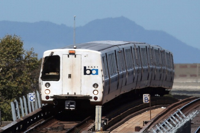 BART Train Out of Service This Weekend After Rider Says He Found Bed Bugs on Leg