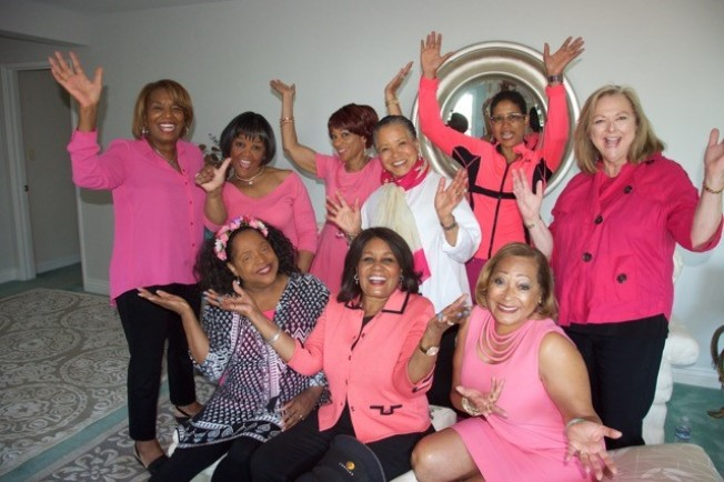 Friends of Faith, Inc. 20th Anniversary Celebration & Dance Party, 20 Shades of Pink