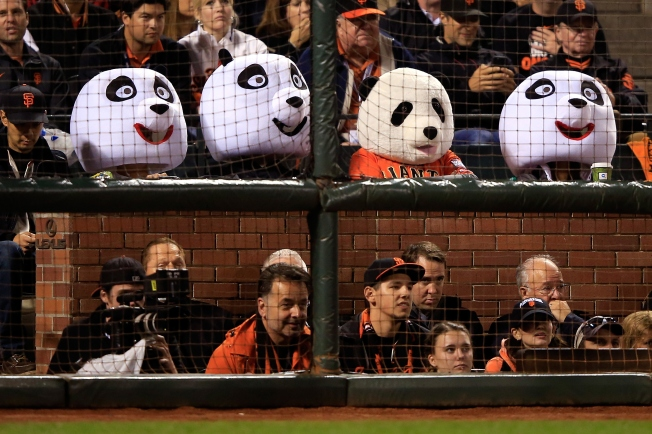 Panda Heads Put Away with Sandoval's Departure