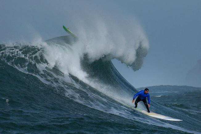 Dispute Over Sale of Mavericks Surf Contest Heads to Court