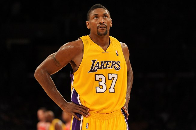 Ron Artest's Head Is Clear. Relatively.