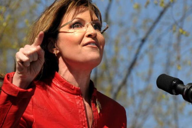 University President: Palin Speech Contract Was Stolen