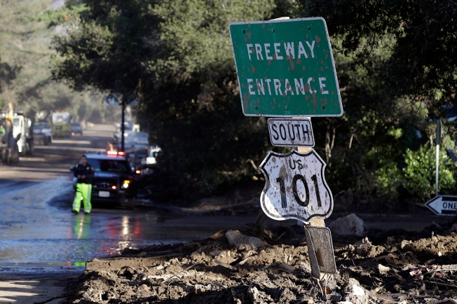 Authorities find body of missing mudslide victim, raising death toll to 21