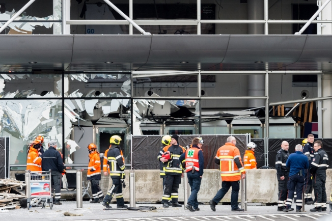 Belgian Prosecutors Charge 3 With Terror in Connection to Brussels Attacks