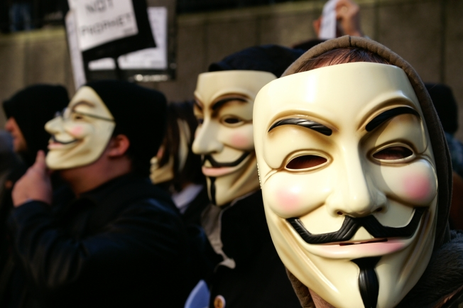 Anonymous Takes Credit for Shutting Down CIA Website