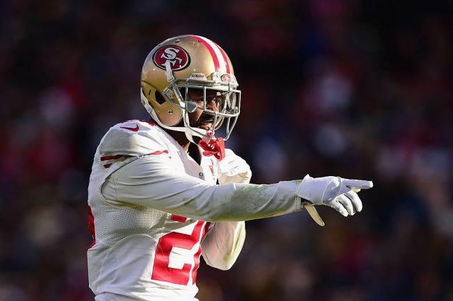 49ers CB Brock arrested on domestic violence charge