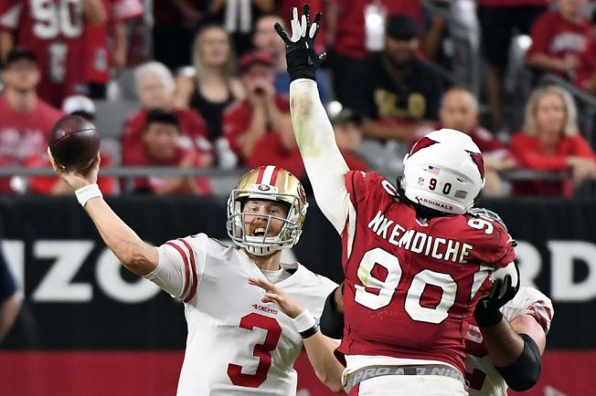 Shanahan Will Take His Time to Evaluate Beathard, Mullens