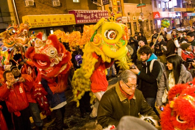 Bay Area Council's 4th Annual Chinese New Year Celebration