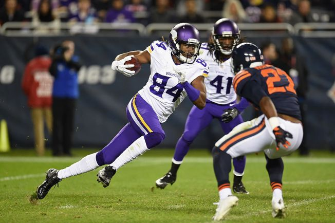 Raiders Want To Get Cordarrelle Patterson Involved On Offense