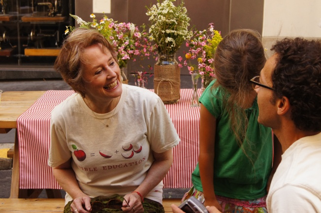 Alice Waters Celebrates 40 Years