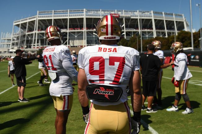 Niners' Rookie Nick Bosa Will Make His Debut Sunday