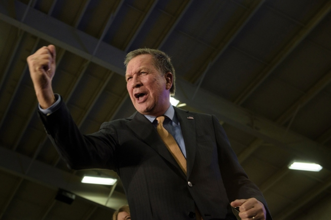Kasich's Delegate Math Keeps Voters Out of Equation