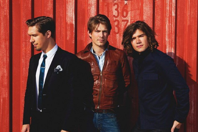 Beyond MMMBop: Grown Up Hanson Comes to SF