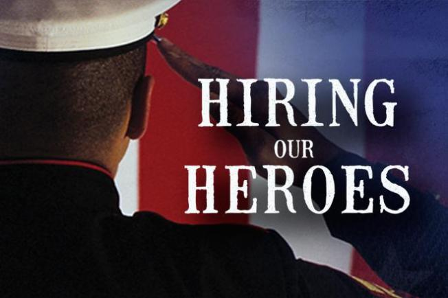Hiring Our Heroes Veterans Event February 28