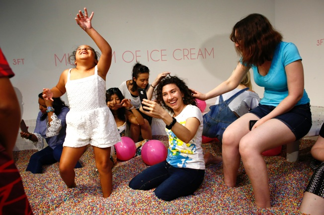 Museum of Ice Cream is Coming to San Francisco