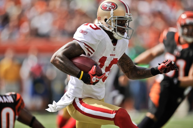 Niners Void at WR to be Filled by Vets, New Pickups