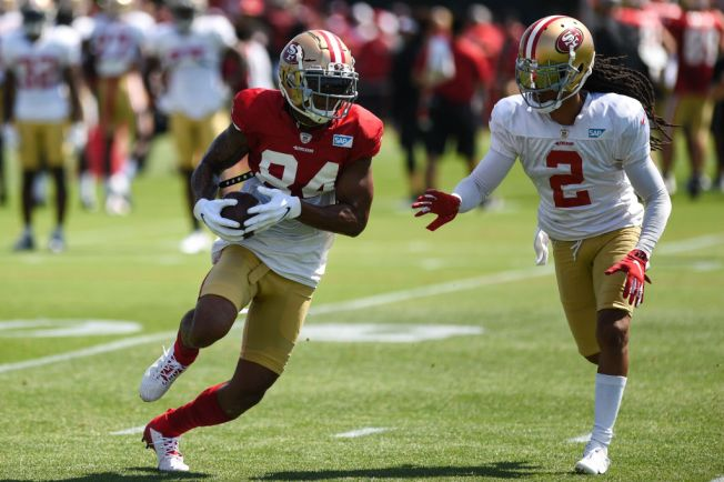 Niners' Verrett Starting to Look Like His Former Pro Bowl Self