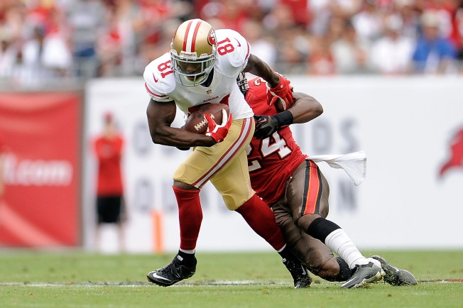 Anquan Boldin Brings More Than Receptions to 49ers