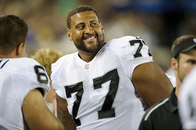 Howard Once Again is a Saving Grace for Raiders