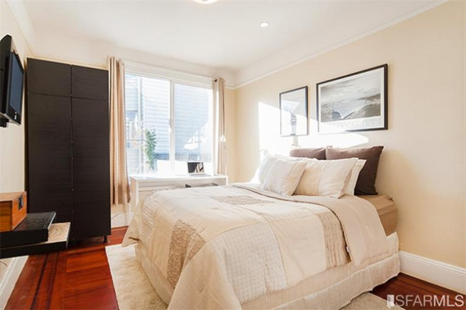 265-Square-Foot Studio on Market for $425,000 in San Francisco