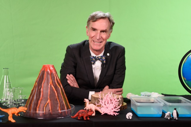 Bill Nye the Science Guy is Coming to the Castro Theatre