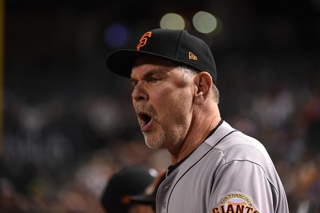 Giants Dropped by D'backs After Losing Early Lead