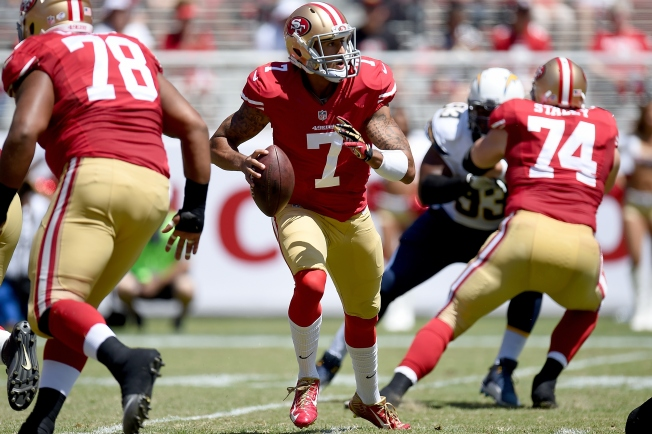 Niners' Offense Still Missing in Action