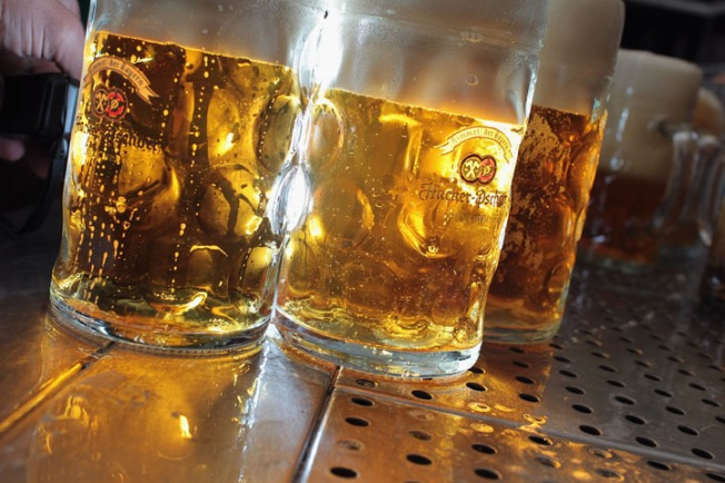 Study: Binge Drinking Could Cause More Damage Than Daily Imbibing