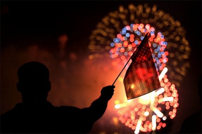 Livermore 4th of July Family Fun and Fireworks Celebration