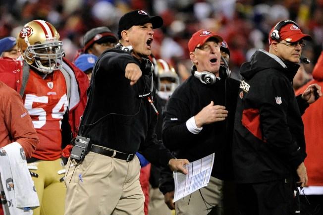 This Season, 49ers Are on the Radar
