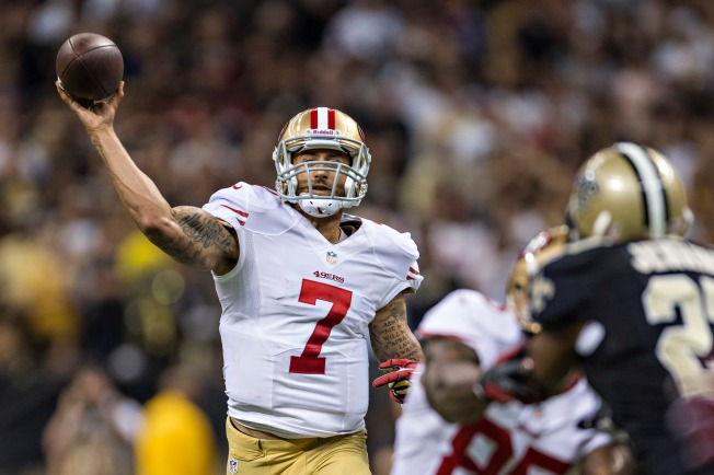 49ers vs. Redskins: Two Struggling QBs in Spotlight Monday Night