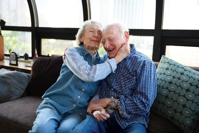 SoCal Couple Celebrates 75 Years of Marriage