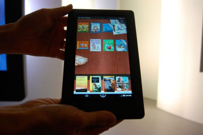 E-Reader Wars Heat Up With the New Tablet-Like Nook