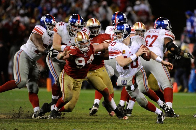 Niners Focused on Rematch with Giants