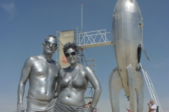 From Burning Man to the Embarcadero