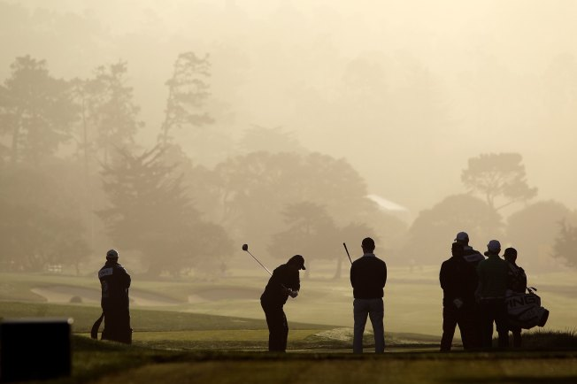 U.S. Open Draws 250,000 to Pebble