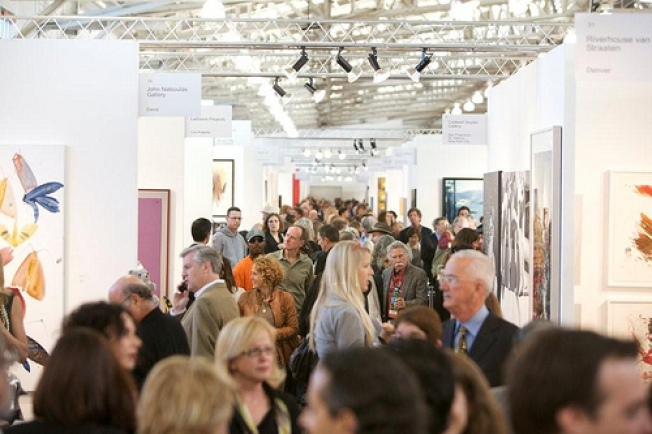 SF Has 3 Fine Art Fairs in May: Bay Citizen