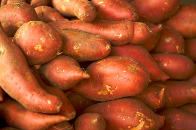 Baby, Eat Your Yams!