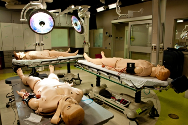 UCSF Opens Simulation Center
