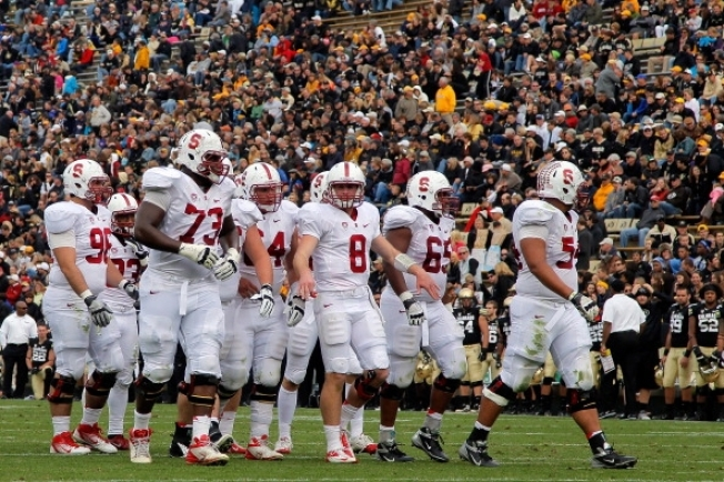 Stanford Rolls Over Buffs in 48-0 Win